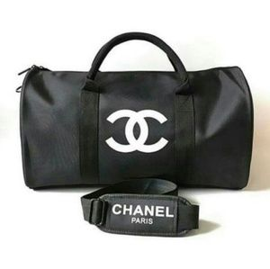 Chanel Duffle Travel Gym Bag VIP GIft